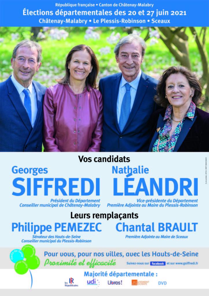 affcihe Nathalie Léandri Georges Siffredi Philippe Pemezec Chantal Brault